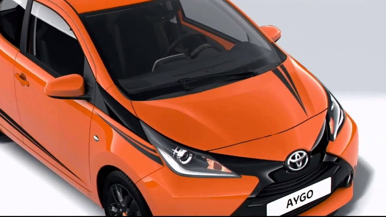 new toyota aygo 2015 model blue youtube. Black Bedroom Furniture Sets. Home Design Ideas