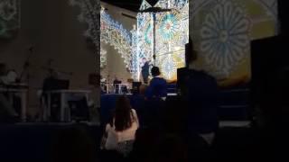 Mery de Angelis..esibizione karaoke 2017 Frattaminore