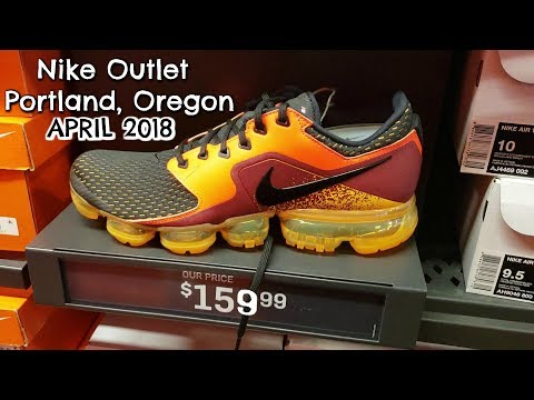 The Nike Outlet is Finally Getting Some