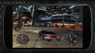 Need For Speed Underground 2 Android Gameplay