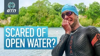 6 Tips To Overcome Open Water Fears | Steps To Beat Race Day Swimming Panic