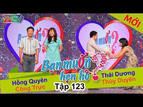 BẠN MUỐN HẸN HÒ - Tập 123 | Hồng Quyên - Công Trực | Thái Dương - Thùy Duyên | 13/12/2015