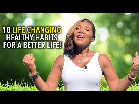 10 Life Changing Healthy Habits & Tips For A Better Life! [2020}