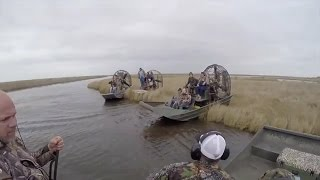 Elite Airboat Hog Hunting Episode 2