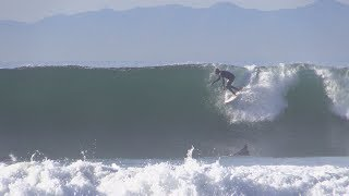 Rincon Surfing Raw | Carpinteria, CA