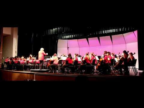 North Gwinnett Middle School 7B Orchestra - LGPE Performance