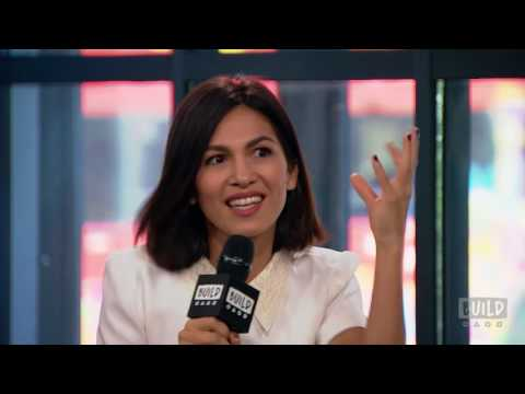 "Elodie Yung Chats About Her Experience Working On ""Call of Duty: WWII"""