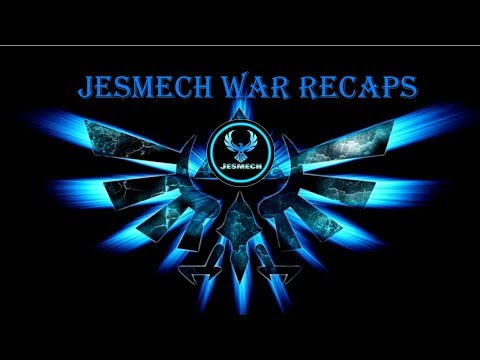 Jesmech vs queens gambit| Insane heavy hitter brawl| perfect war?