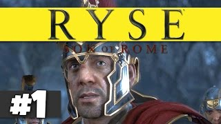 Ryse: Son of Rome: Are You Not Entertained? - Part 1 (Gameplay / Walkthrough / Lets Play)