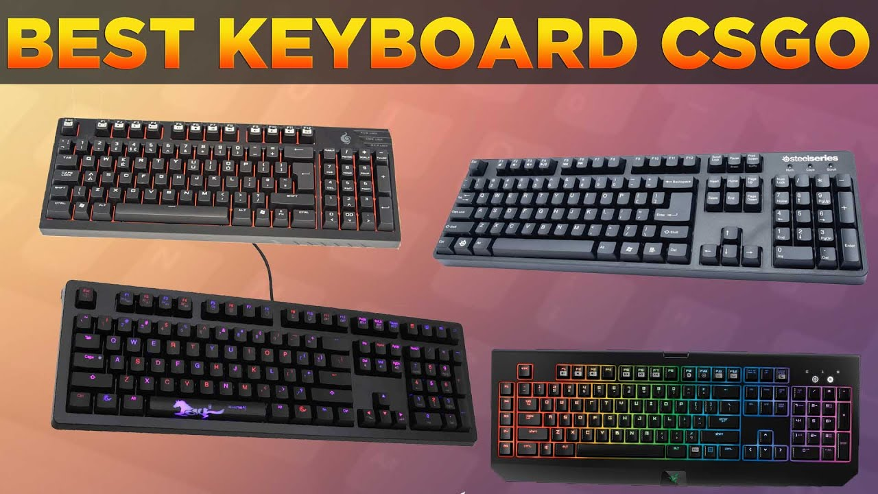 les meilleurs clavier gamer youtube. Black Bedroom Furniture Sets. Home Design Ideas