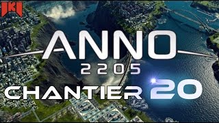 Anno 2205 Gameplay FR 20 - Fin Du Programme Lunaire ! [FIN]