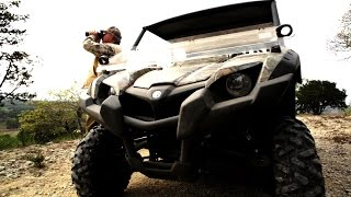 Fisher's ATV World - Hunt with Yamaha Viking at White Tail Diaries Camp (FULL)