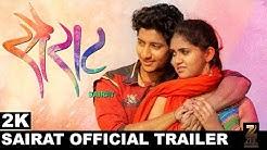 Sairat Official Trailer (2016) | Nagraj Popatrao Manjule