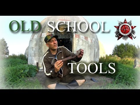 Cool Russian Barn Find Tools