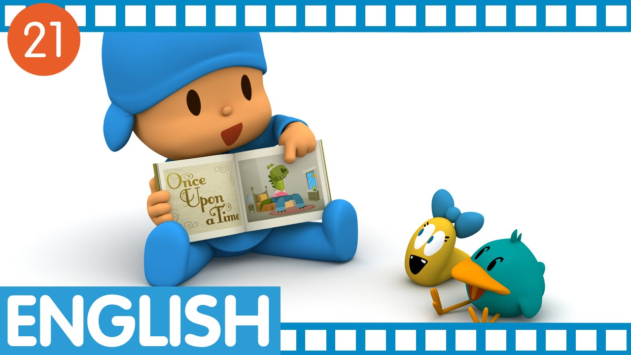 pocoyo in english session 21 ep 29 32 youtube. Black Bedroom Furniture Sets. Home Design Ideas