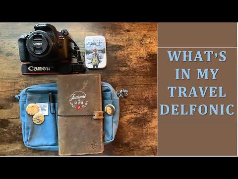 TRAVEL JOURNAL SETUP - EGYPT TRIP
