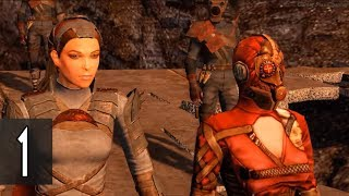RED FACTION GUERRILLA DEMONS OF THE BADLANDS - Walkthrough Part 1 Gameplay No Commentary