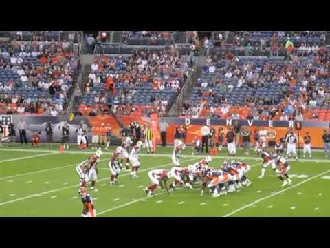 NFL: Denver Broncos Vs Arizona Cardinals