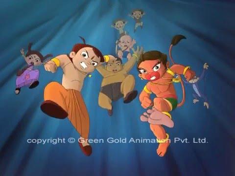 Chhota Bheem Aur Hanuman Movie Title Song