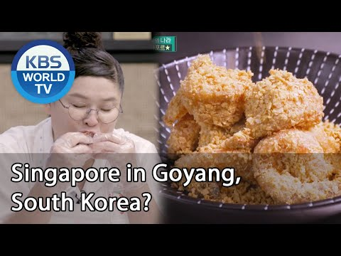 Singapore in Goyang, South Korea? [Stars' Top Recipe at Fun-Staurant/ENG/2020.09.29]
