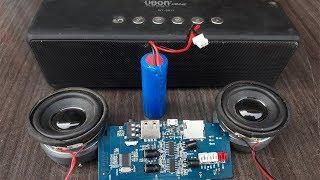 Bluetooth Speaker UBON BT 5511 Repair
