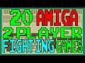 20 Amiga 2 Player Fighting Games