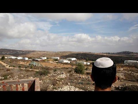 Израиль намерен узаконить еврейские поселения на западном берегу реки Иордан