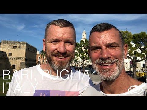 Bari, Puglia, Italy (4K) / Italy Travel Vlog #221 / The Way We Saw It