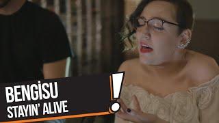 Bengisu Önal - Stayin' Alive (B!P Akustik)