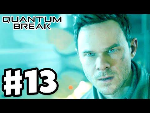 Quantum Break - Gameplay Walkthrough Act 5 Part 1 - Monarch HQ (Xbox One)
