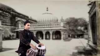 Shakir Ahmad Solo Tabla Teen Taal 16 Beats HD 2013