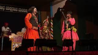 Yakshagana - Ravindra devadiga X Ramesh bhandari HD