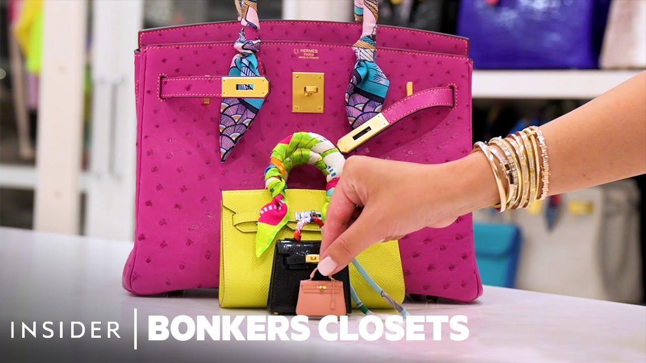 Fingerprint-Protected $3 Million Closet   Bonkers Closets