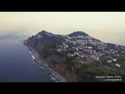 長崎県池島 廃墟化する島をMavic 2Proで空撮 | TJ Vlog #097