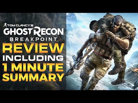 Ghost Recon Breakpoint Review: Should you buy it?