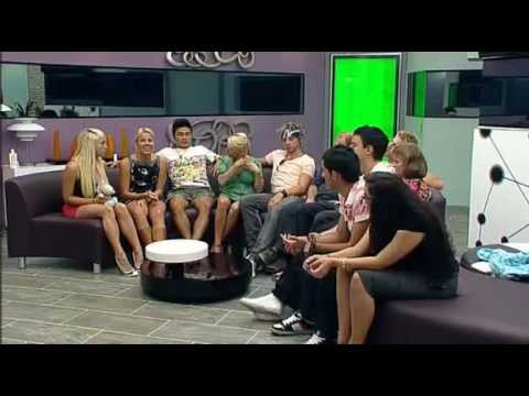 Big Brother Australia 2008 - Day 49 - Live Eviction #6