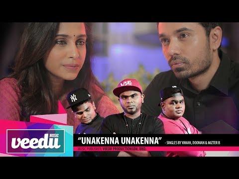 Unakenna Unakenna Teaser   Singles by Vanan, Dooman and Mizter B