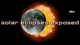 Solar eclipses : The Real Cause
