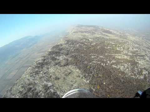 Paramotor - Archeological tour Albania