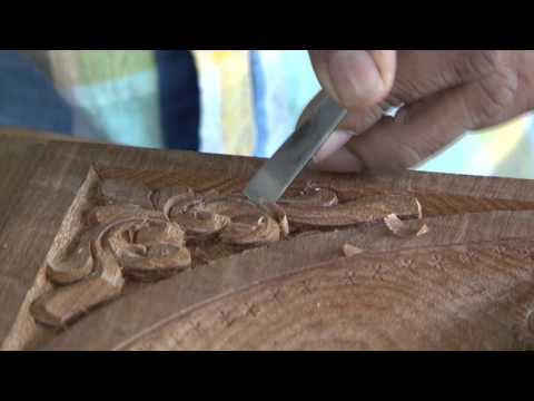 Nora hall master wood carver youtube