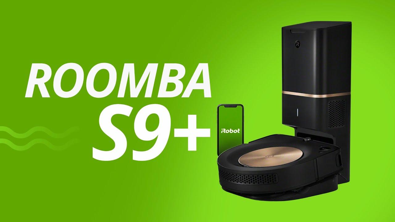 Robô aspirador Roomba s9+; é eficiente na limpeza? [Análise/Review]