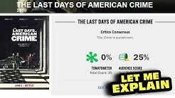 The Last Days of American Crime - Let Me Explain