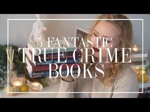 5 Fantastic True Crime Books | The Book Castle | 2019
