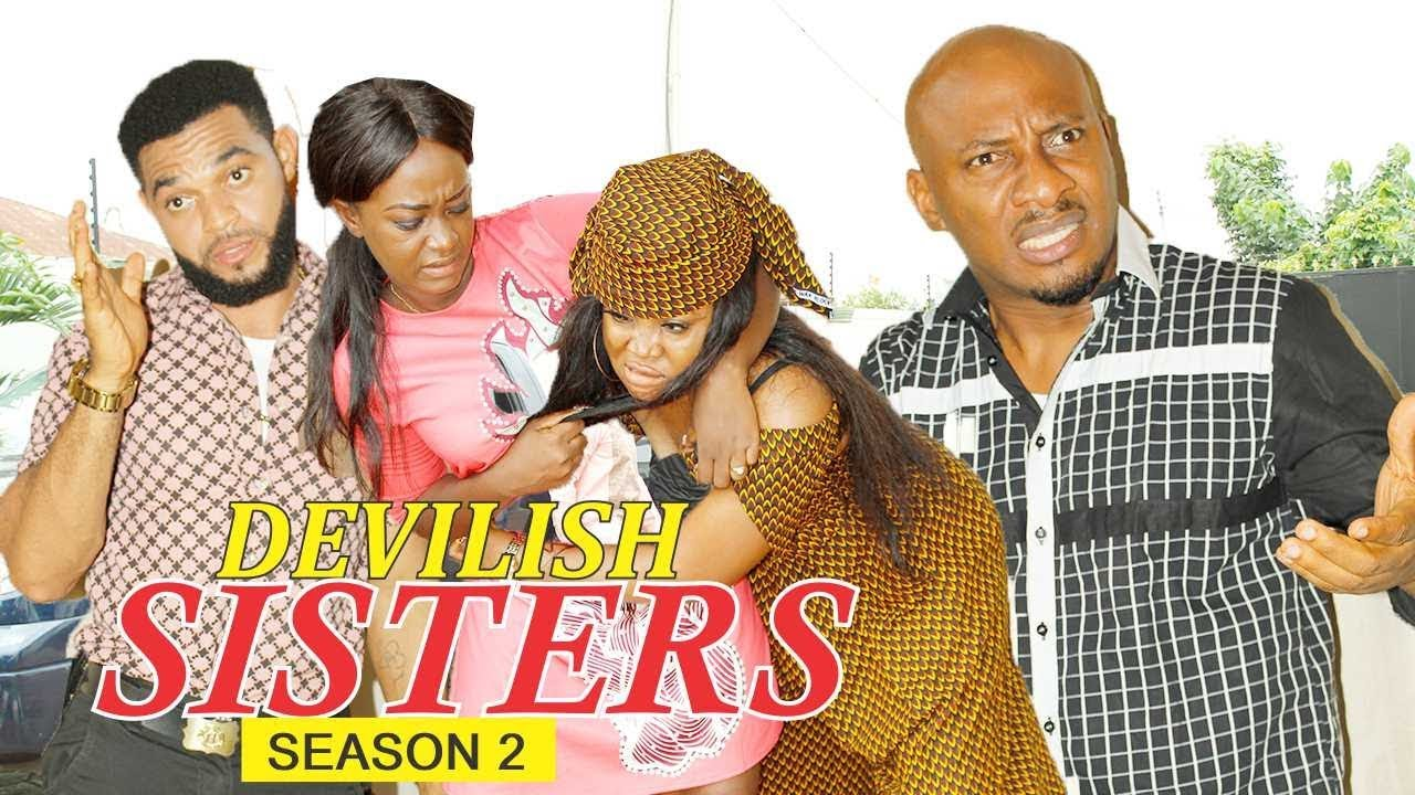 Download DEVILISH SISTER 2  - LATEST NIGERIAN NOLLYWOOD MOVIES    TRENDING NOLLYWOOD MOVIES