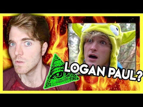 Shane Dawson: The Logan Paul Conspiracy Theory