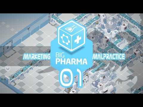 Big Pharma Marketing and Malpractice #01 I AM MARTIN SHKRELI - Let's Play
