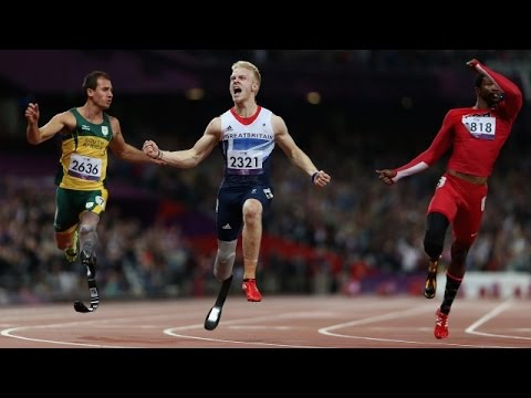 Study Shows Some Paralympic Sprinters May Have It Harder Than Others - Newsy