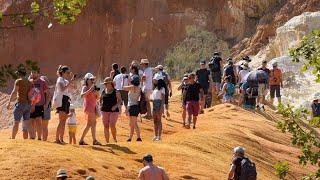 Le 18:18 - Le Colorado Provençal, un joyau menacé par la surfréquentation touristique