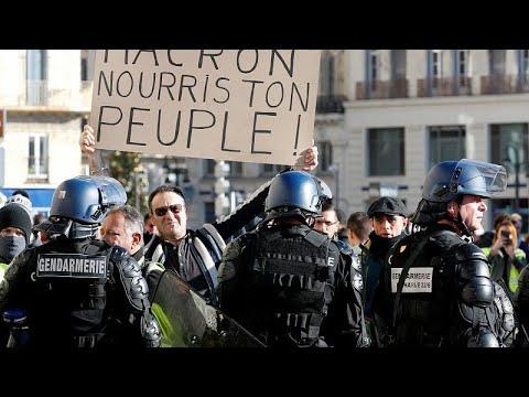 ماكرون يخاطب الفرنسيين اليوم والصحافة الفرنسية تقول: هذه ساعة الحقيقة…  - نشر قبل 3 ساعة