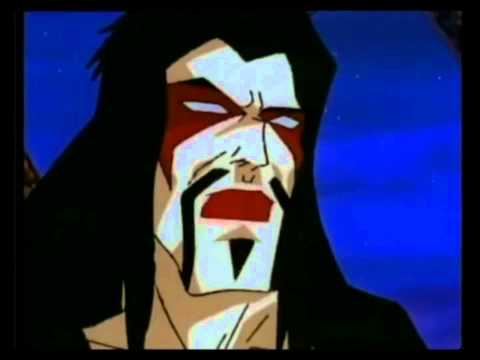 Shang Tsung's A Little Slow Sometimes